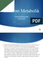 Dt Sindrom Metabolik -Nadia Bella