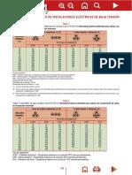 Cálculo de Instalaciones Eléctricas de Baja Tensión