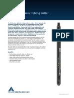 3 Blade Hydraulic Tubing Cutter WVPID001