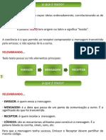 Tipologia Textual - Variações Textuais