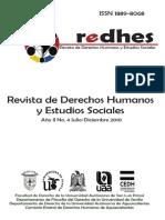 Teoría critica  y derechos humanos.