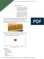 _Ensalada de Quinoa Con Vinagreta de Pimiento - Recetas de Cocina Con Sabor Tradicional