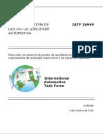 Norma IATF 16949-2016