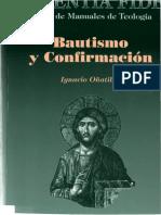 oñatibia, ignacio - bautismo y confirmacion