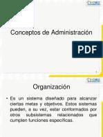1 Conceptos Básicos Administración