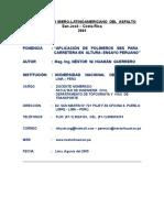 Xiii Congreso Ibero-latinoamericano Del Asfalto