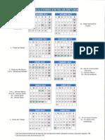 Calendario Escolar Malaga 17_18