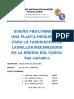Diseño Preliminar de Planta Ladrillera Parte 3