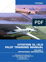 CITATION XL AFM