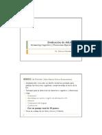 3 Evaluación de Adultos MMN, FAX, BENTON,