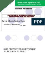 2 Proyectos Publico Privados Maestria Uprp Sin Invierte.pe