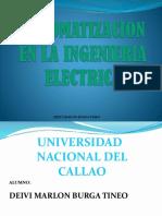 Automatismo en La Ingenieria Electrica