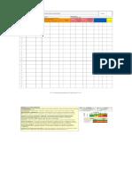HSE-F-1 Identificación de Peligros y Evaluación de Riesgos