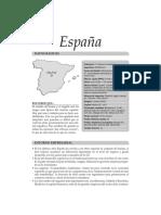 Negociando con España