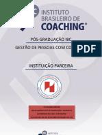 PósGraduação - Instituto Brasileiro de Coaching
