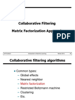 09 Collaborative Filtering 2 r1
