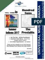 UMC UNI17-31 August 11, 2017