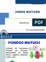 Sesion  Fondos Mutuos
