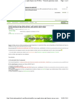 Phonandroid.com Forum Installer Une Application Apk