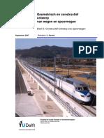 Geometrisch en constructief ontwerpen van wegen en spoorwegen; deel D Spoorwegen.pdf
