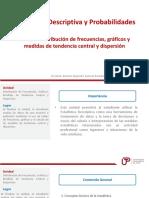 U1 Frecuencias Graficos y Medidas de Tendencia Central y Dispersion