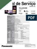 PANASONIC+MS_TC-L32C20B