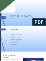 Virtual Reality, Iris Ilisinovic