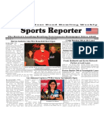 June 28 - July 4, 2017  Sports Reporter