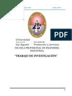 Trabajo de Investigacion y Resumen