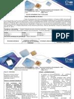 Guía de Actividades de Actividades y Rúbrica de Evaluación Fase 5 Discusión Resolver Problemas y Ejercicios Por Medio de Series y Funciones Especiales