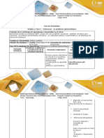 Guía de Actividades y Rúbrica de Evaluación-fase 4-Solucionar Un Problema Epistemológico