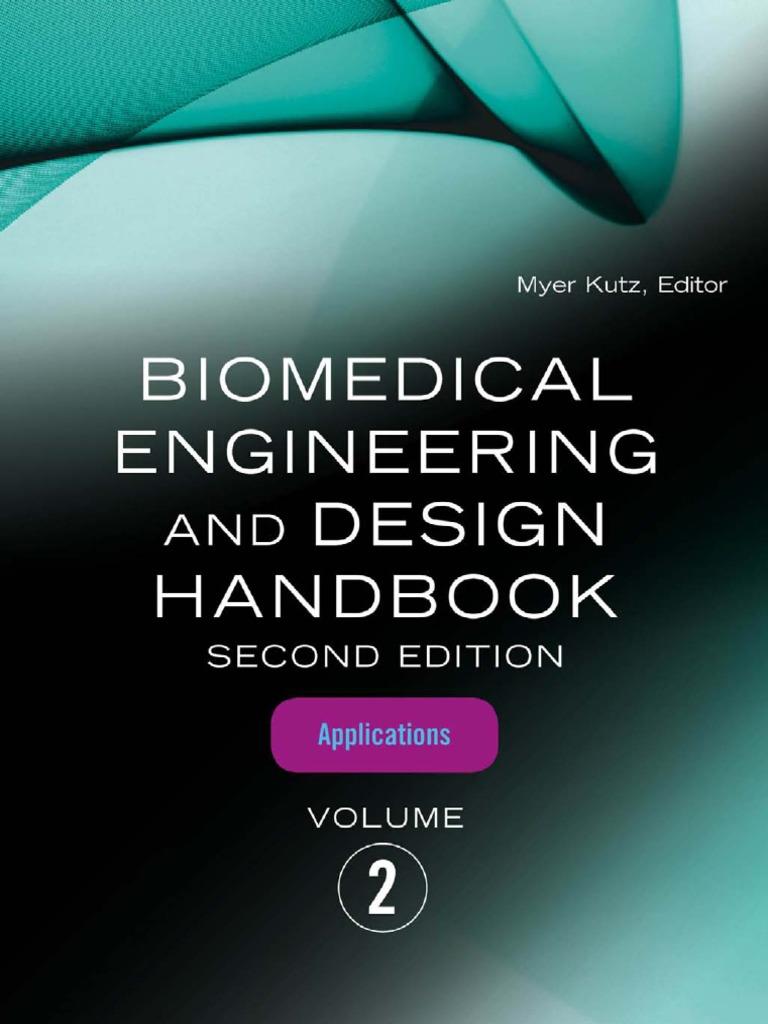 Biomedical engineering and design handbook vol 2 biomedical biomedical engineering and design handbook vol 2 biomedical engineering medical imaging fandeluxe Image collections