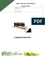 SEBENTA E Marketing Mix