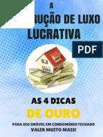 A Construção Lucrativa - Dr Obras [eBook]