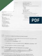 Corrige de l Examen d Ecologie Generale 2LMD 2015