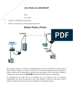 Manual Para Enlace Punto a Punto Con AirGrid M5 HP