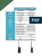 Comparativo Tk 2000