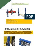 Diseño de Sistema Hidraulico de Un Elevador de Autos