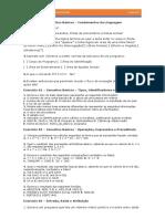 Exercicio de Programação Basico em Fivewin