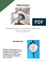 52768743 MEC15 Medicion Con Reloj Comparador de Caratula