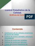 Clase 6 CECalidad Graficos de Control