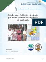 Estudio Poblacion y Territorio 2016