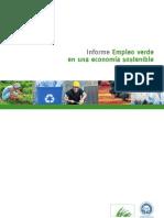 Informe Empleo Verde