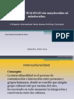 Intercultural i Dad 2014