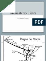 Sesión 10 Monasterio Cister