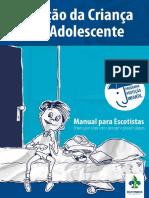 Protecao Da Crianca e Do Adolecente Manual Para Escotistas