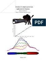 Toy Spectroscope