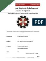 Zonif. y Lotizacion Alfaro L, Julca H.