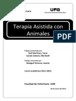 Terapia Con Animales Barcelona