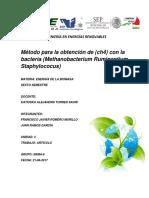 Articulo Methanobacterium Ruminantium Staphylococus